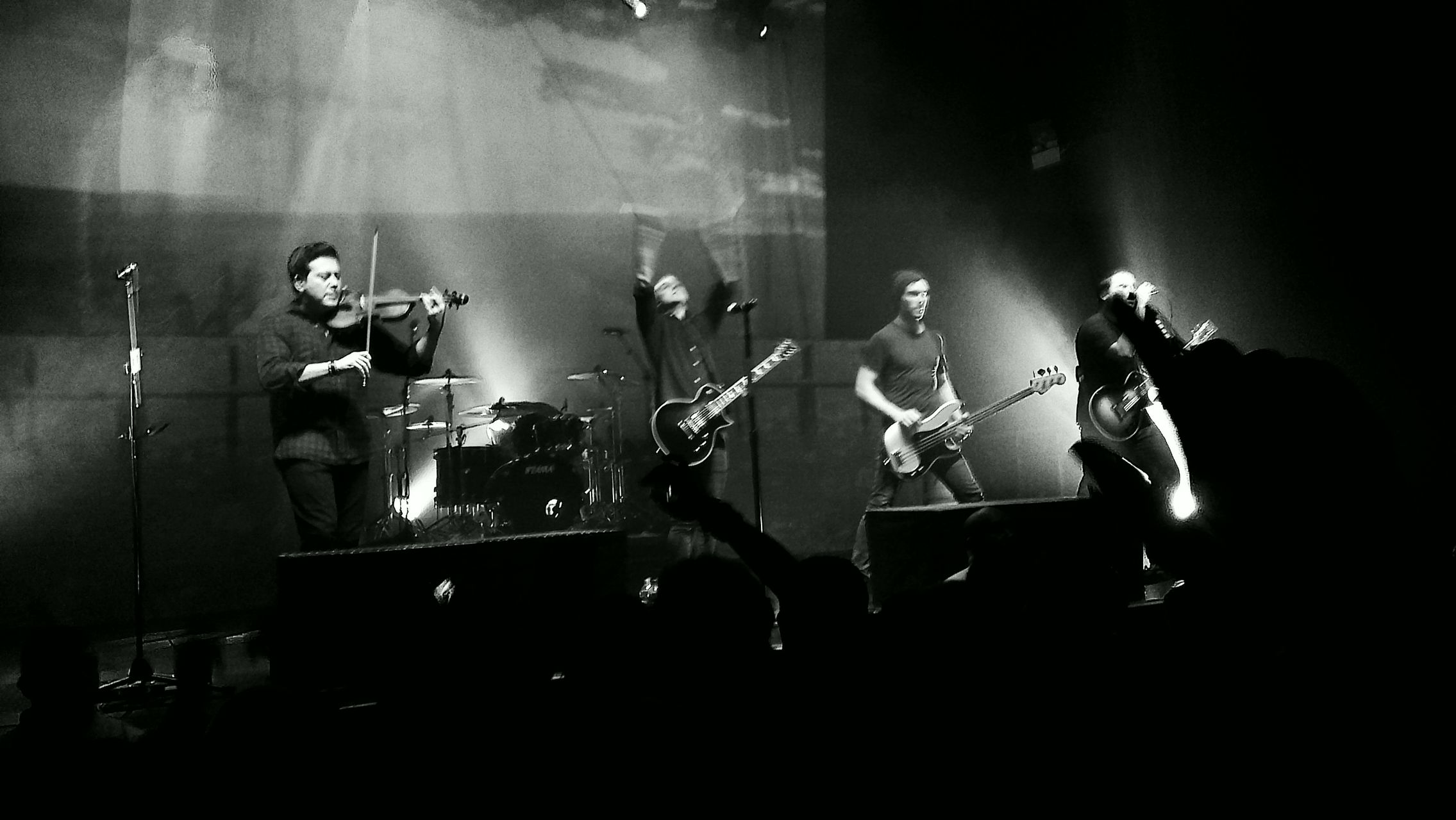 Review: Yellowcard - HMV Ritz, Manchester - 1st March 2013. - Indulge-