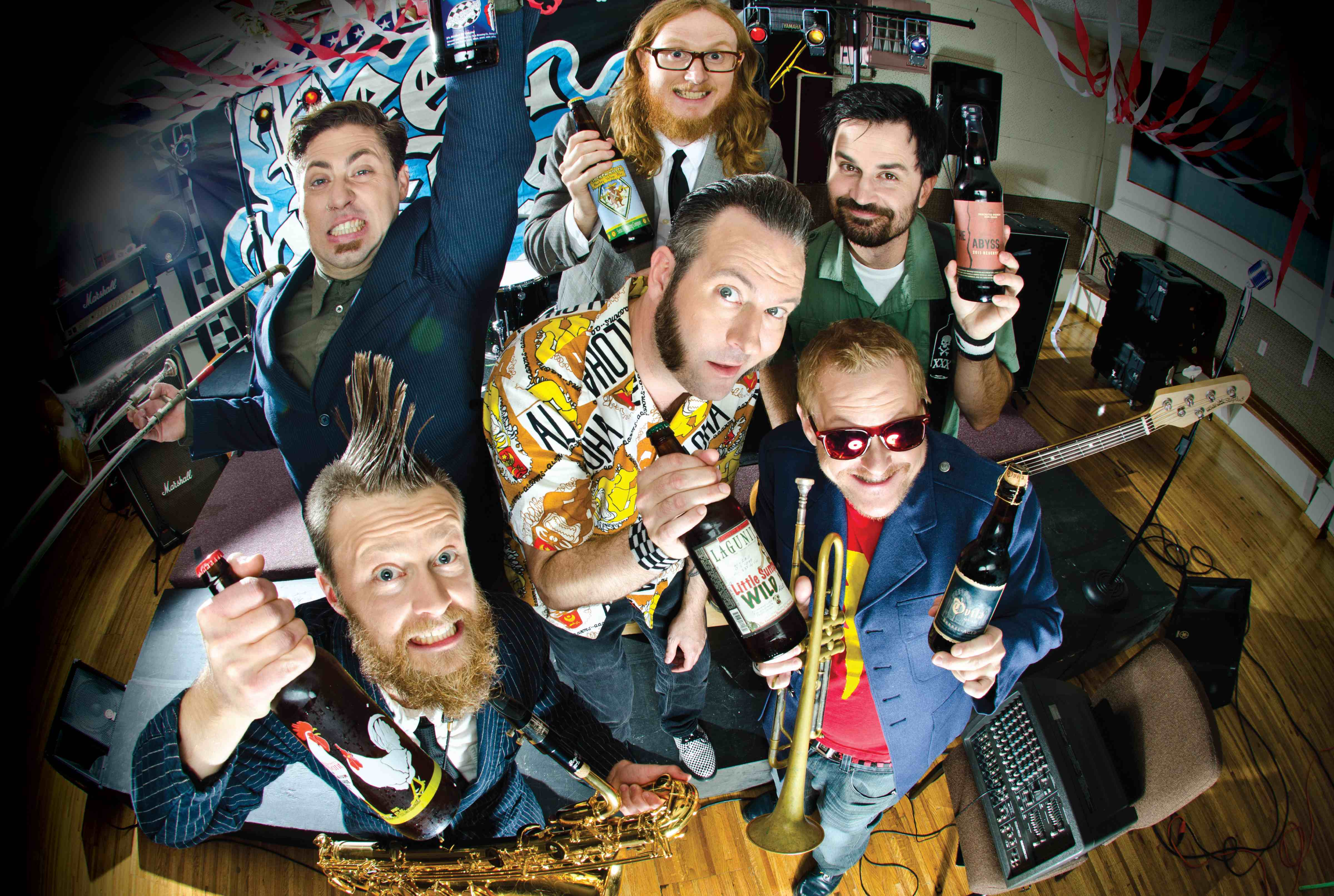 News reel big fish plan liverpool show this summer for Reel big fish