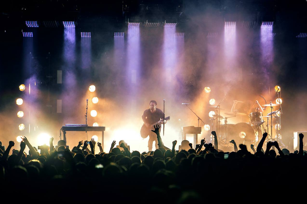 Review: Nine Inch Nails - O2 Arena, London - 23rd May 2014 ...